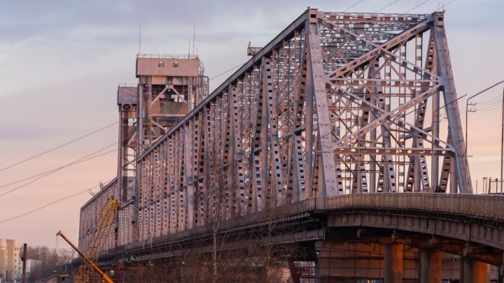 Северодвинский мост будут перекрывать по ночам до конца лета
