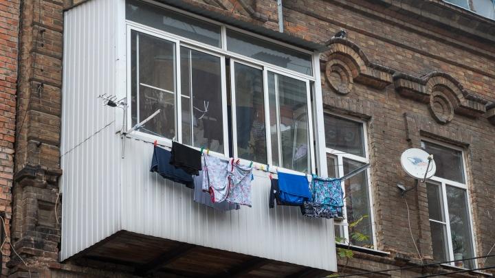 В Ростове разработали запрет на отделку домов сайдингом и профлистом. Документ застрял в гордуме