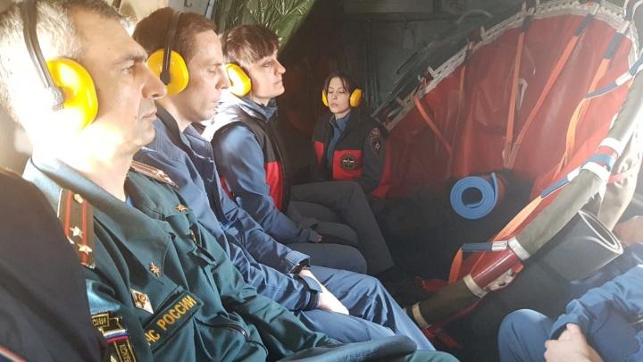 На помощь родственникам пострадавших и погибших в Казани вылетели нижегородские психологи МЧС