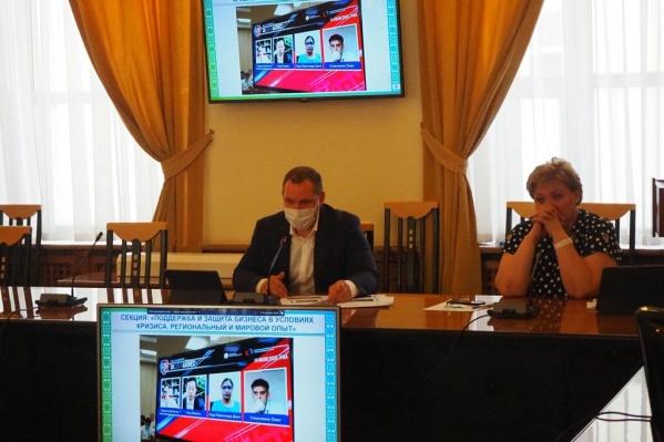 Функции Николая Фадеева в уфимской мэрии теперь будет выполнять Гульнара Валиева
