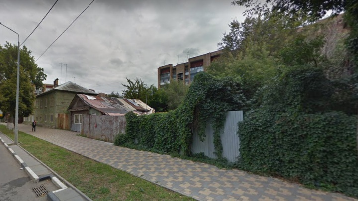«Донстрой» зачистит квартал в центре Самары