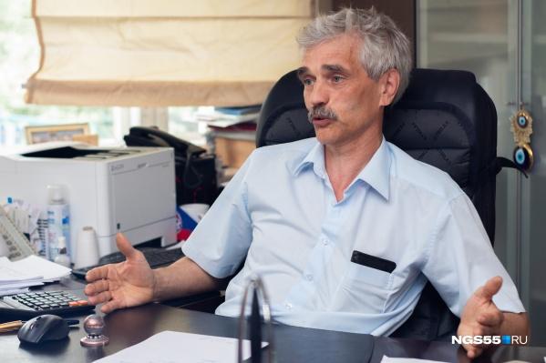 В домах, которые построила компания Юрия Гуринова, живут тысячи омичей