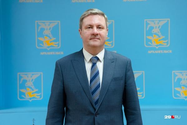 Глава Архангельска напомнил, что Архангельск на купюре появился еще в конце 1990-х гг.<br>