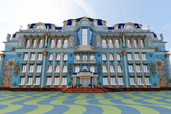 Андрей Симановский отремонтирует школу, в которой учился сам