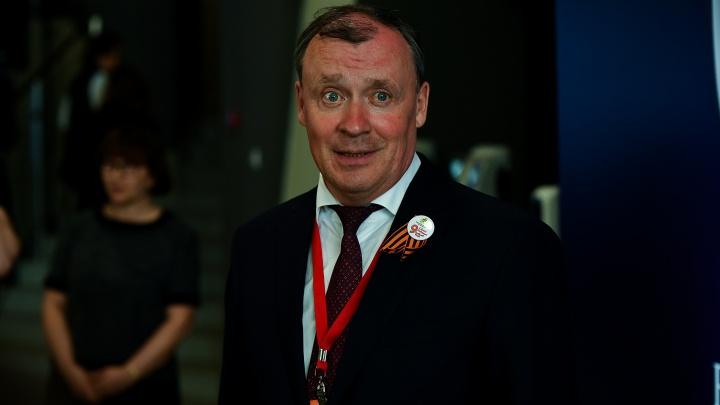 Доход мэра Екатеринбурга Алексея Орлова за год вырос в четыре раза