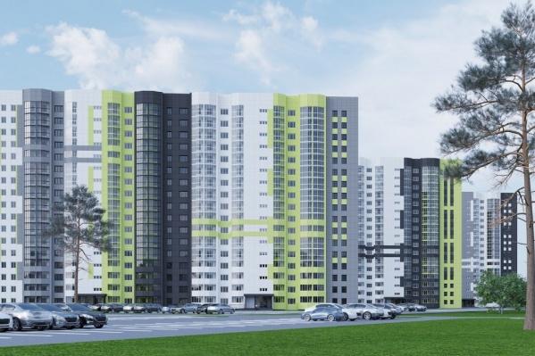 Сдача первого дома в ЖК VESNA запланирована уже на III квартал 2021 года