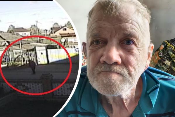 Мужчине 75 лет, у него проблемы с памятью