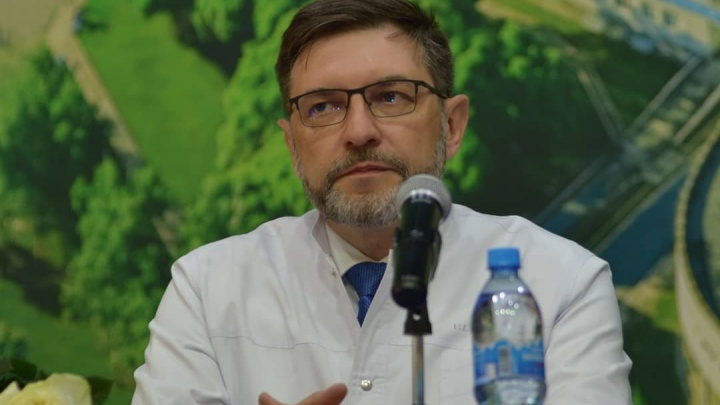 В Минздраве назвали нового главного врача тольяттинского «медгородка»