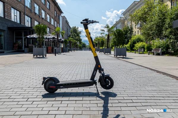 Теперь езда на электросамокатах будет подчиняться установленным правилам