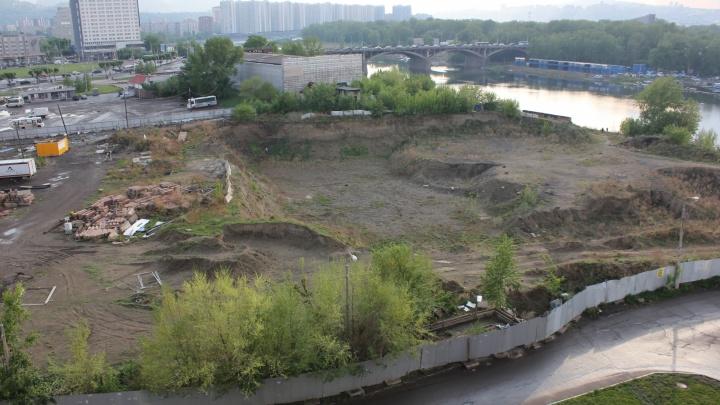 Участок земли на Предмостной площади заново выставляют на торги по решению суда