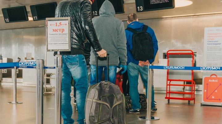 Это был тяжелый год: 2020-й оказался провальным для аэропорта Курумоч