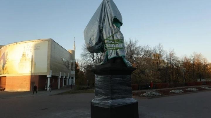 В Челябинске отложили открытие памятника Александру II