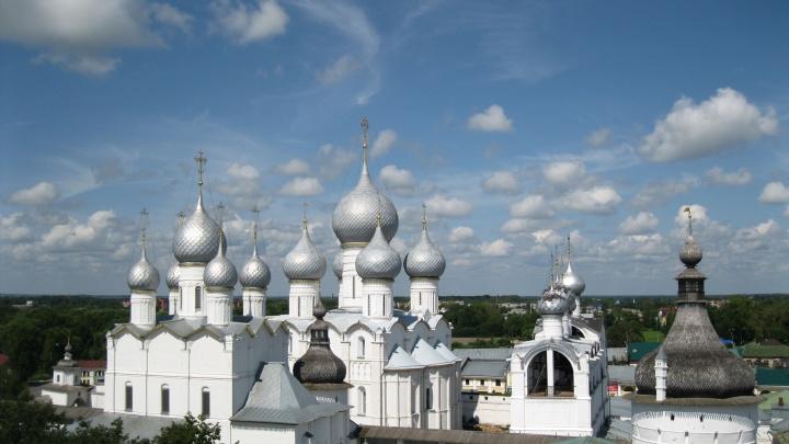 Лариса Ушакова предложила вернуть Ростову историческое название — Ростов Великий