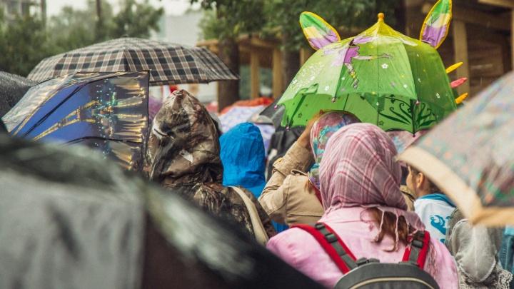 Дожди закончатся? Синоптики озвучили прогноз погоды на выходные в Самарской области