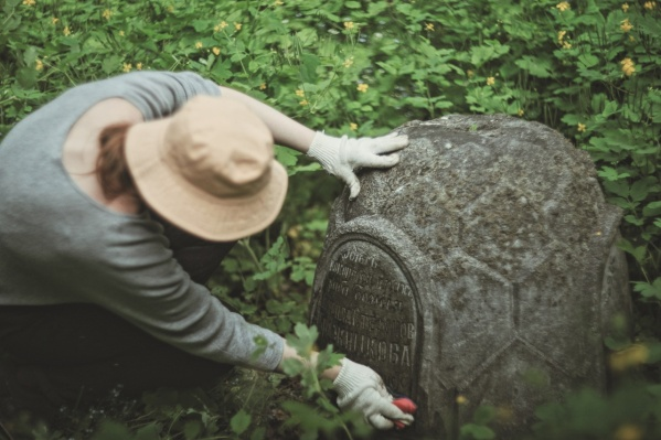Захоронения проводились на Текутьевском кладбище с 1885-го по 1962 год