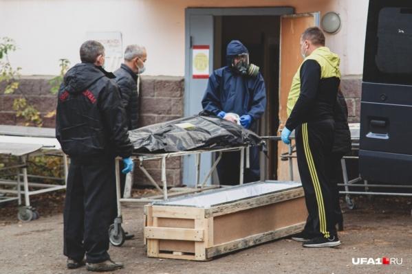 """Всего с начала пандемии в Башкирии от коронавируса скончались <nobr class=""""_"""">478 человек</nobr>"""