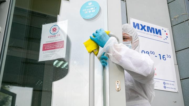 В Красноярском крае заметили новый всплеск заболеваемости коронавирусом