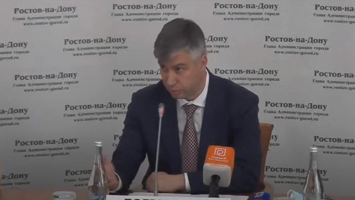 «Я хочу, чтобы всё было красиво»: Логвиненко обрушился с критикой на владельцев ростовских рынков