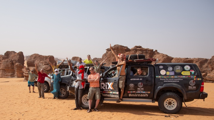 Уральских туристов в Африке удерживают военные. В МИДе объяснили, в чем дело