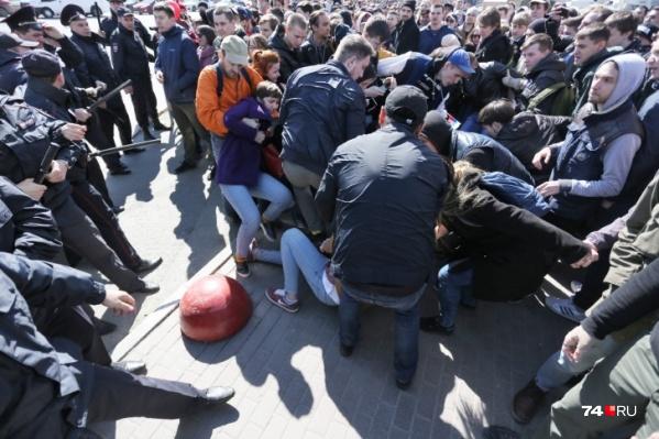 Активистов обвиняли в организации беспорядков в центре Челябинска, за это им грозило до 7 лет лишения свободы