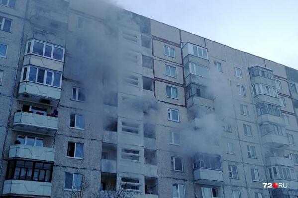 Очевидцы рассказывали, что не все люди хотели выходить из своих квартир во время пожара