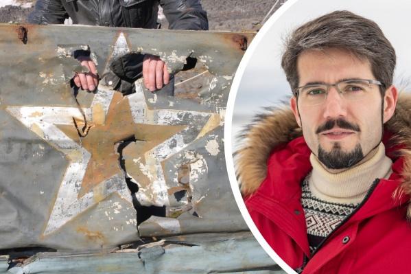 Части советских самолетов и сейчас лежат на северных архипелагах