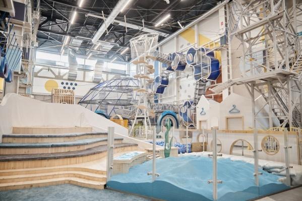 В ТРК «СпешиLove» в ближайшее время откроется семейный парк развлечений с активностями для детей всех возрастов