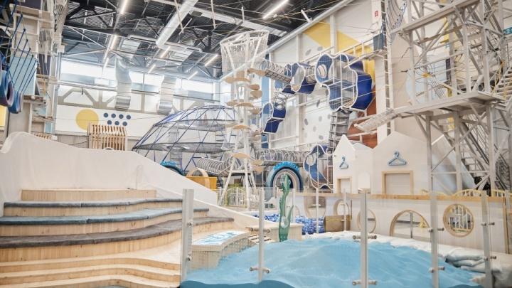 В пермском ТРК «СпешиLove» откроют мягкий кинотеатр и парк развлечений с электроавтодромом