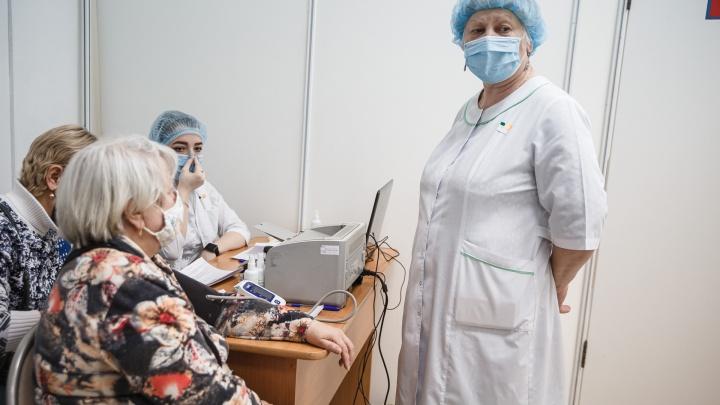 В Кузбассе за сутки COVID-19 заболели 66 человек