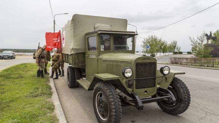 «Хотим, чтобы историю учили и помнили»: в Волгограде реконструкторы отправятся по дорогам великой Победы
