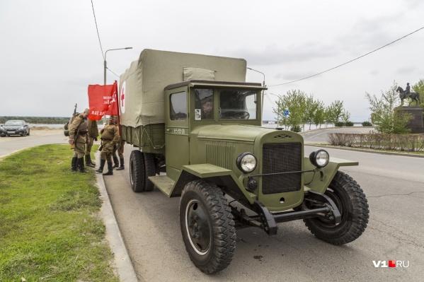 По городам Волгоградской области реконструкторы отправятся уже в апреле и вернутся в город на Волге уже 4 апреля