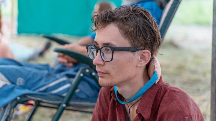 В Екатеринбурге потерялся 21-летний парень с шизофренией. Он приехал из Перми на фестиваль