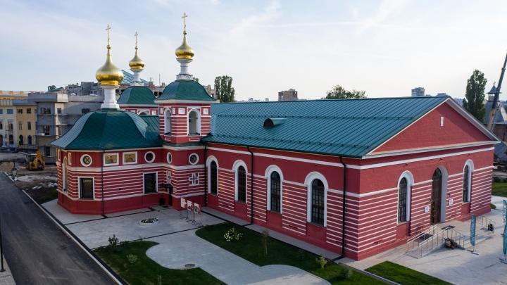 Обзор «было и стало»: какие объекты культурного наследия преобразили к юбилею Нижнего Новгорода