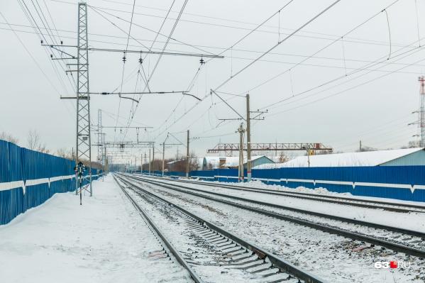Следователи считают, что подчиненные подозреваемого проводили ремонт спецтехникой РЖД около железнодорожных путей