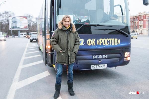 Карпин не собирается покидать «Ростов»