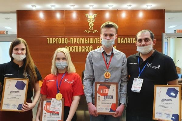 Победители поучаствуют в отборочном конкурсе на право оказаться в финале чемпионата