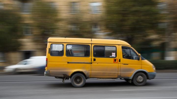 В Волгограде вернули маршрут №75 и отправили его до Речпорта