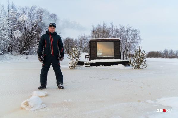 Филипп Лысов с друзьями запустил проект «Тайники Севера» всего несколько месяцев назад: сегодня о нем знают уже далеко за пределами региона. Половина гостей — туристы<br>