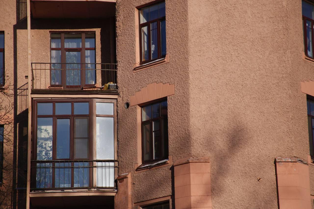 Приморский 14<br><br>автор фото Сергей Михайличенко / «Фонтанка.ру»<br>