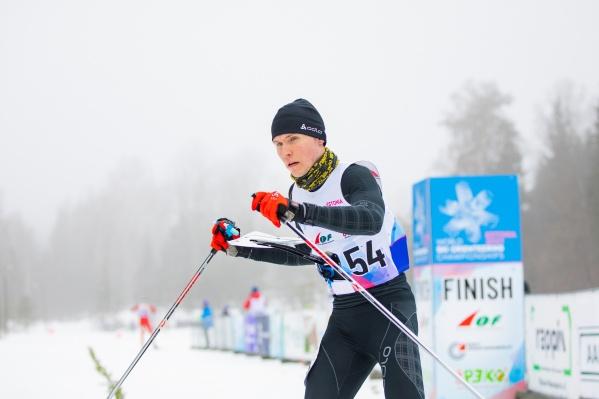 Владислав первым пришел к финишу