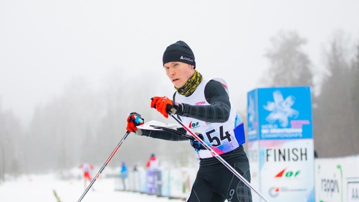 Пермяк стал чемпионом мира по зимнему спортивному ориентированию