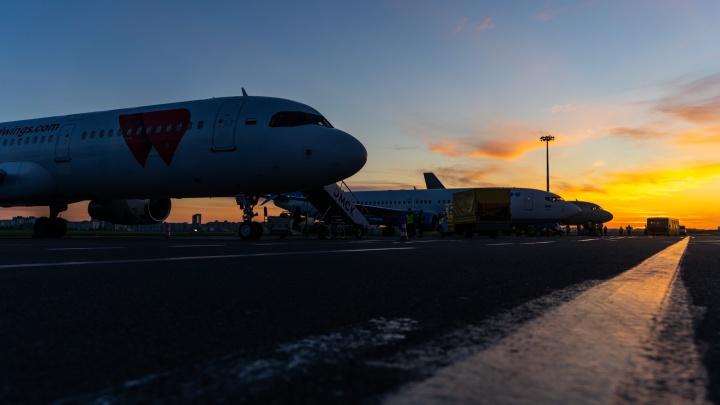 На ямочный ремонт асфальта в омском аэропорту выделили 85 миллионов рублей
