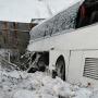 В челябинском горздраве рассказали о травмах пассажиров слетевшего в овраг рейсового автобуса