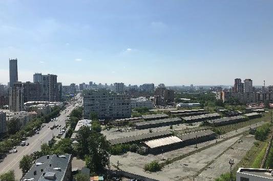 Уральский застройщик выкупил гигантский заброшенный участок рядом с железнодорожным вокзалом