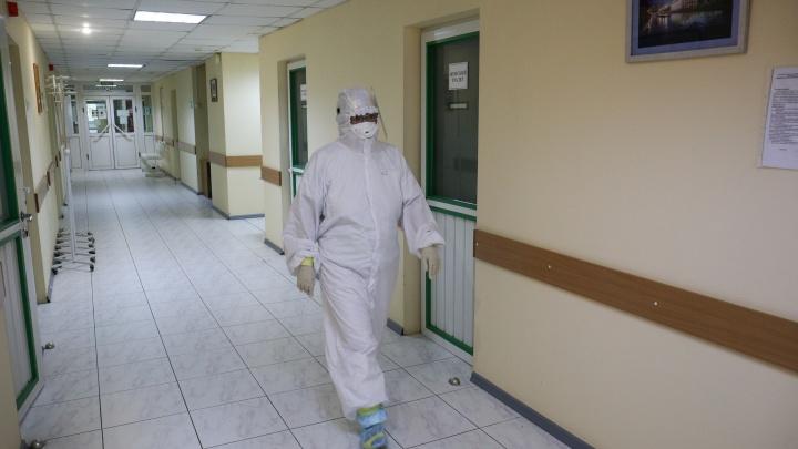 Роспотребнадзор заявил о снижении заболеваемости ковидом в Новосибирской области