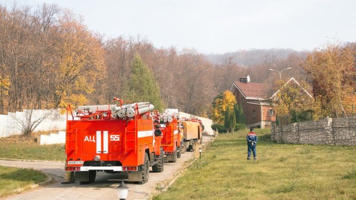 В Югре повысили класс пожарной опасности