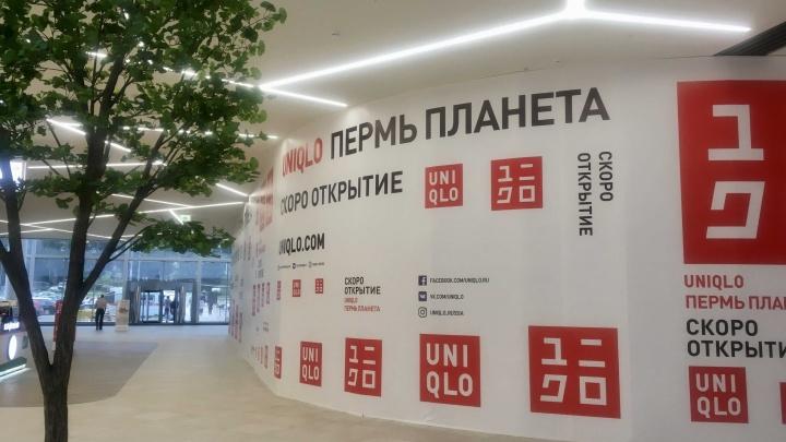Названа дата открытия магазина Uniqlo в ТРЦ «Планета» в Перми