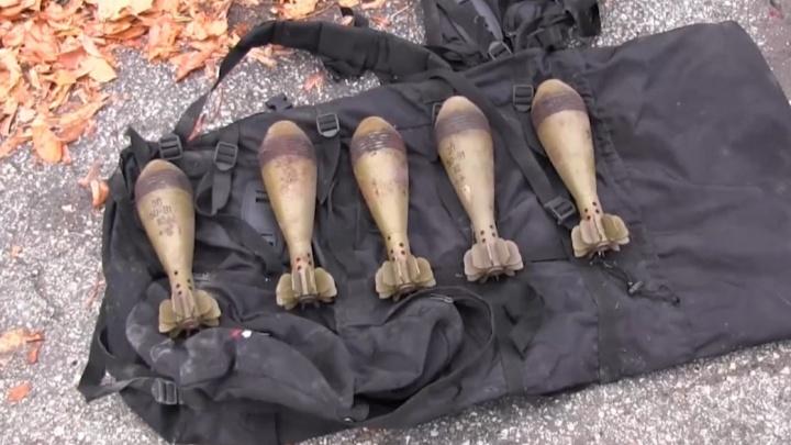 В одном из гаражей Самары нашли арсенал с боеприпасами