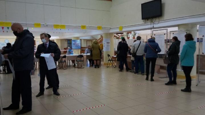 В Архангельской области открылись избирательные участки