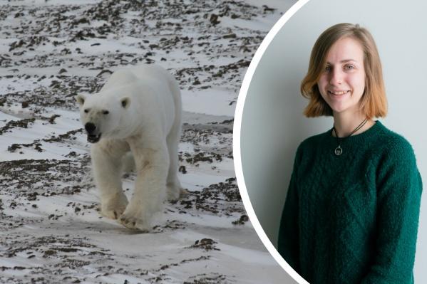 Дарья побывала в Арктике три раза и делится историями и опытом с читателями 29.RU